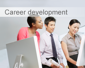 Career development link